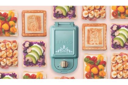 MOOMIN X BRUNO Hot Sandwich Maker 單片三文治機