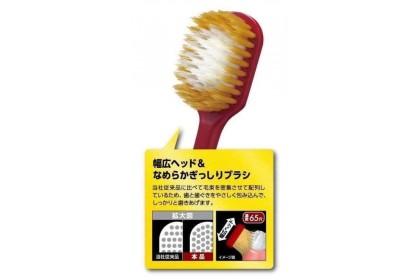 日本製 EBiSU 7列65孔 牙刷 (3入)