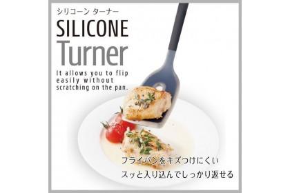 [Pre Order] 日本 MARNA 好握三角形立體矽膠鍋鏟