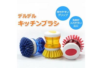 [PRE Order] Japan Marna 洗潔精內藏式便利刷