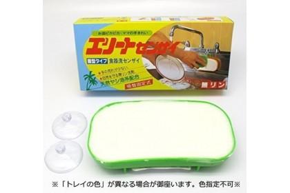 日本製 吸盤式 無磷清潔洗碗皂& 椰子洗碗皂
